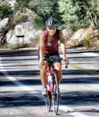 Carol Chaffee Havrda, Mt Lemmon 2007